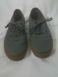 VANS Skate Shoes 6.5 Mens 8 Womens TC7H