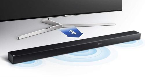 Samsung 4.1CH 200w Bluetooth Soundbar with Wireless Subwoofer LN HW-KM38 ™