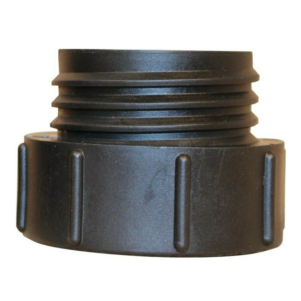 IBC Adapter Connector Fine Thread 2in To Coarse Thread S60x6 IBC Adapter Tool