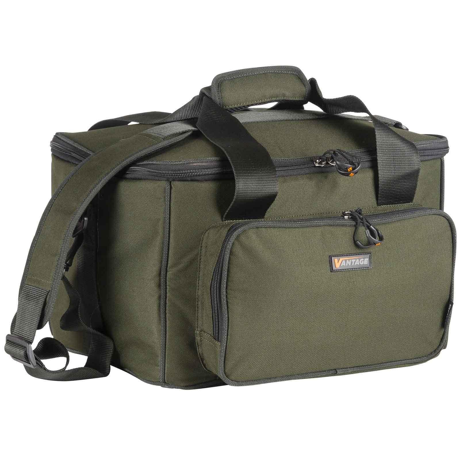 Chub Ködertasche angeln Karpfen Futter - Vantage Insulated Bait Bag 35x25x32cm