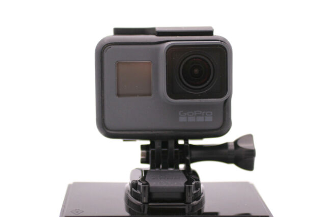 GoPro HERO5 Black 4K Ultra HD Camcorder Action Camera Waterproof (CHDHX-502)