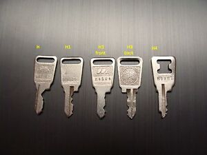 vintage honda motorcycle keys | ebay