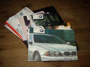 2002 bmw 525i 530i 540i sedan sport wagon owners manual 02 free rh ebay co uk bmw 525i user manual bmw e39 530d user manual