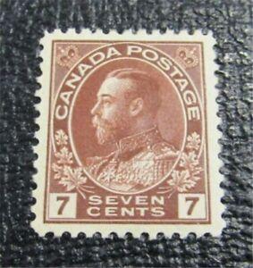 nystamps-Canada-Stamp-114-Mint-OG-H-UN-35-VF
