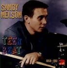 Teen Beat 1959-1961 by Sandy Nelson (CD, Jan-2013, 2 Discs, Jasmine Records)