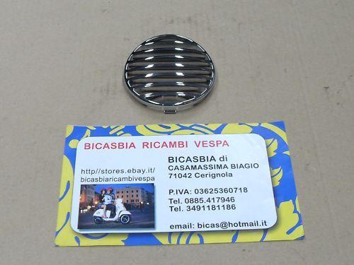 655965 GRIGLIA COPRICLACSON CROMATA VESPA LX 50 125 150