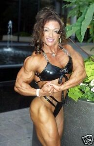 Theme, will colette guimond female muscle