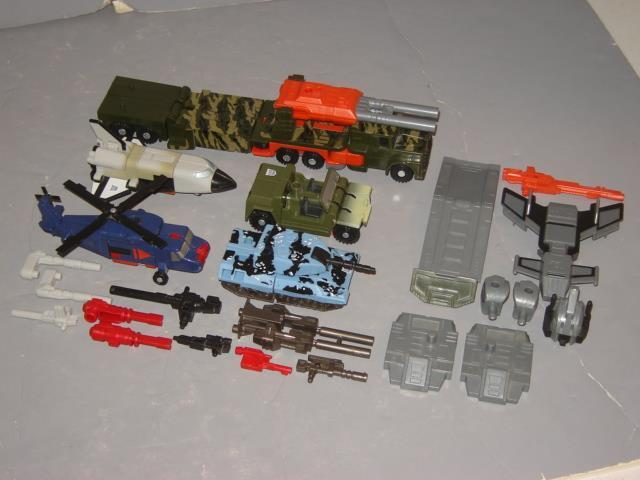 RID TRANSFORMER RUINATION completare LOT   3  LOTS LOTS LOTS OF PICS  NICE f74b8c