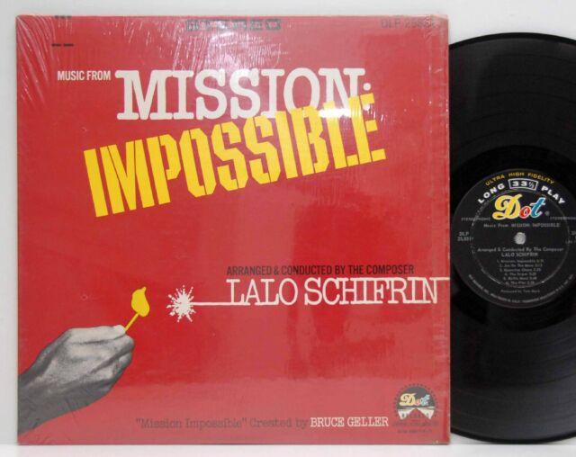 Lalo Schifrin       Mission Impossible       Org.      USA         NM # 65