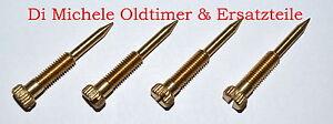 Tornillo-de-ajuste-46-48-IDA-Weber-Numero-de-piezas-1-8-Idle-Mixture-tornillo
