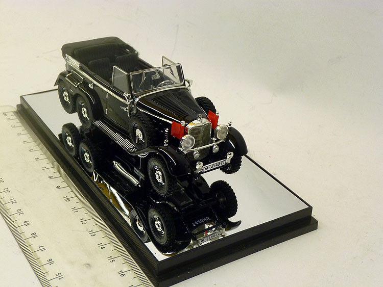 Pm43706 Signature Models 1 43 mercedes benz g4 1938