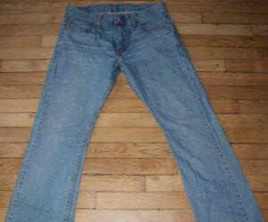LEVIS-527-Jeans-pour-Homme-W-34-L-34-Taille-Fr-44-Ref-J007