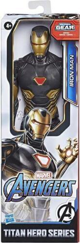 AVENGERS TITAN HERO IRON MAN BLACK AND GOLD