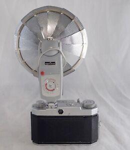 KALIMAR-A-Vintage-35mm-Film-Camera-FLASH-Terionon-45mm-f-3-5-Lens-JAPAN