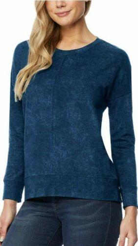 VARIETY NEW 32 DEGREES Ladies/' Crew Neck Stretch Lightweight Fleece Pullover