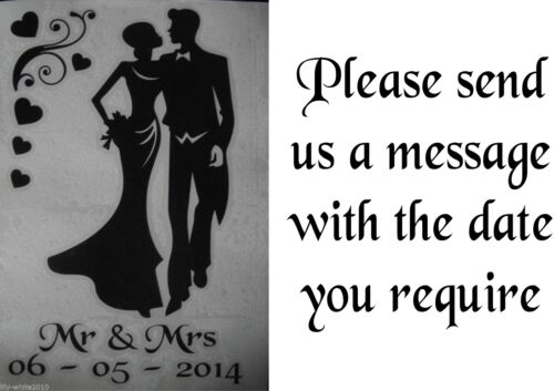 Wedding Gift Picture Frame A4 Personalised Wedding Gift Art Deco Wall Design
