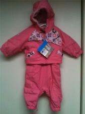 $113 NWT 6M Girls Columbia Pink Cuddly Kate 2 pc Snow Suit Jacket Bib overalls