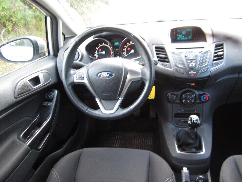 Brugt Ford Fiesta SCTi 100 Trend i Solrød og omegn