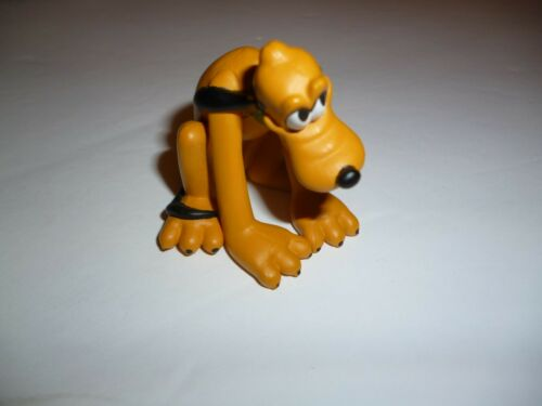 Disney Mickey and Friends Character Figure-Pluto Avec Yeux tristes