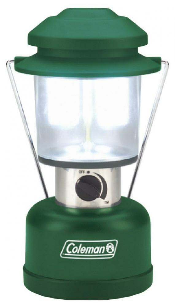 LED Lantern Twin Coleman Light Outdoor Camp Survival Hiking Tent Gift New