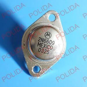 1PCS-POWER-Transistor-MOTOROLA-ON-TO-3-2N6609