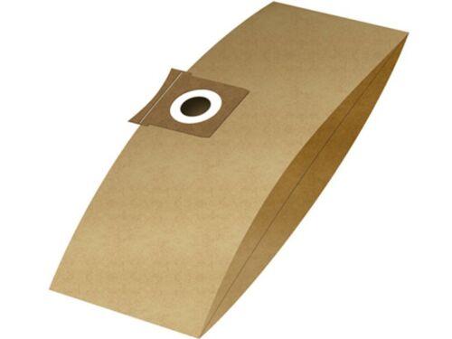 10 sacs pour aspirateur s1890 Convient pour Lavorwash Whisper v8