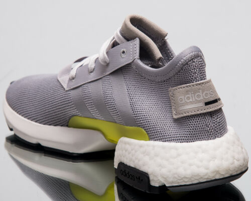 Adidas Gray Originals Pod New B37363 Yellow Sneakers 1 Shock s3 Uomo Lifestyle R6RBwUxCrq