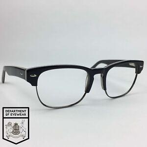 2b24771c1f3 Image is loading MONTANA-EYEWEAR-eyeglasses -BLACK-COMBINATION-glasses-frame-MOD-