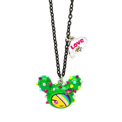 Neon Star by Tokidoki Love Unicorno Nameplate Girls Necklace Unicorn