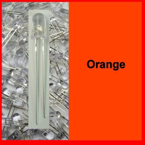 Halter als Option wählbar LED 5mm Klar 8 Farben in verschiedenen Stückzahlen