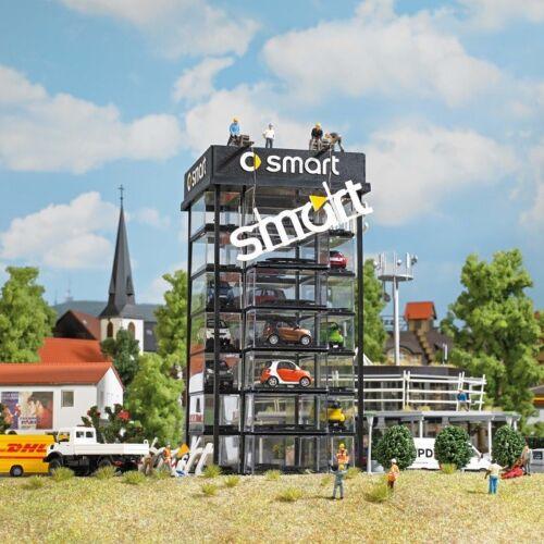 Busch 1001-1//87 Smart Center H0 Smart Car Tower Neu