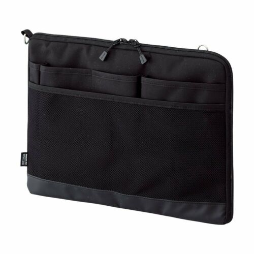 Bag In Bag Smart Fit Act A4 Horizontal Black A7681-24 LIHIT LAB