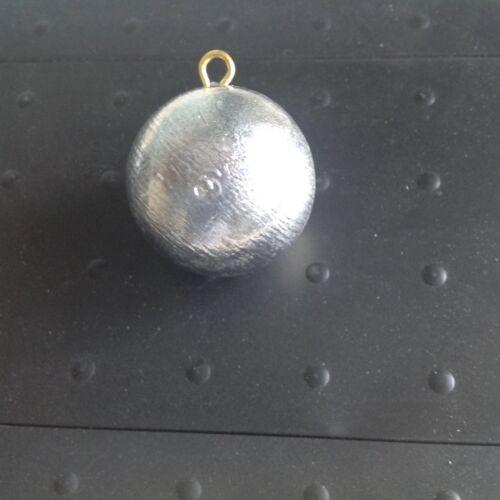 Cannon Ball plomb Pêche Poids 16 oz x4 environ 453.58 g
