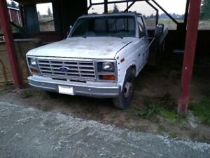 Ford F350 Flat Deck for sale