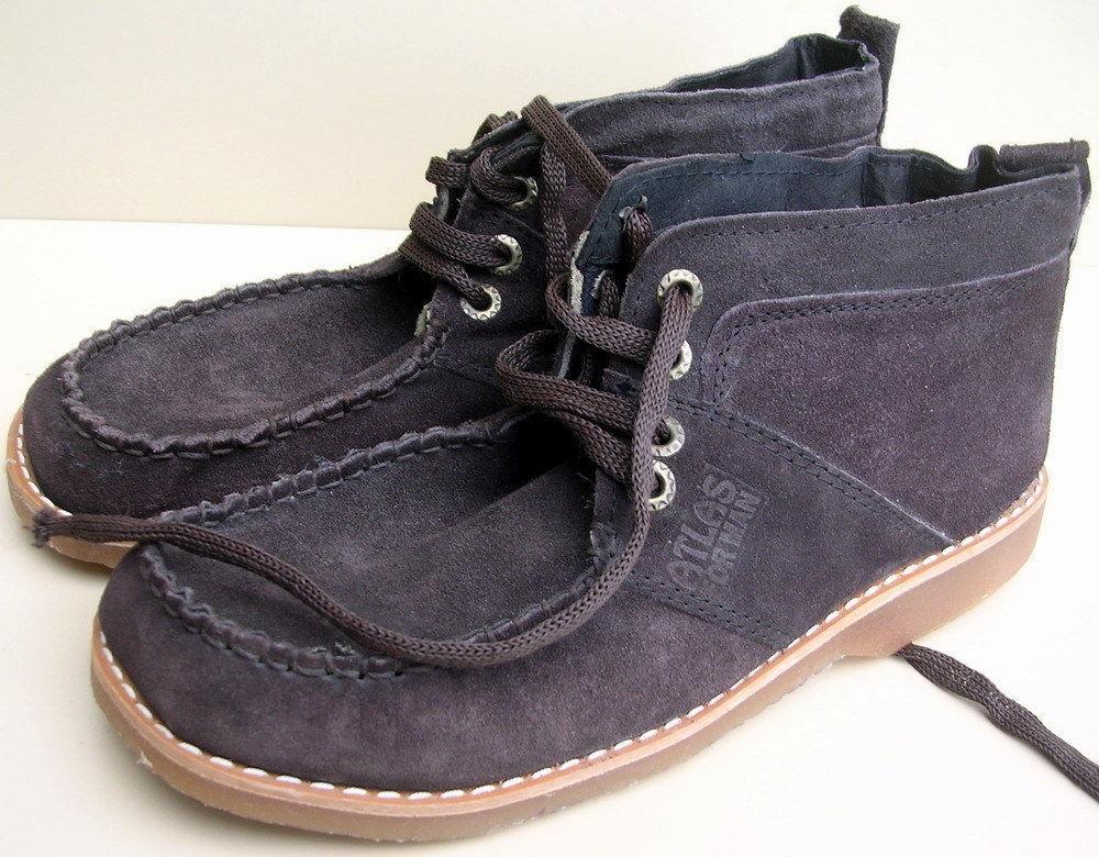 Zapatos ATLAS FOR Hombre EN 41 DAIM VERS 2000 Taille 41 EN b190e5