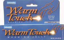 WARM TOUCH WARMING JELLY Compare to KY Jelly 2 oz Enhance Intimacy Natureplex