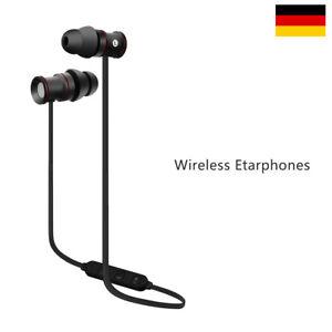 Wireless Bluetooth In Ear Kopfhörer Magnetisch Mic Stereo Super Bass Headset DE - Bruchsal, Deutschland - Wireless Bluetooth In Ear Kopfhörer Magnetisch Mic Stereo Super Bass Headset DE - Bruchsal, Deutschland