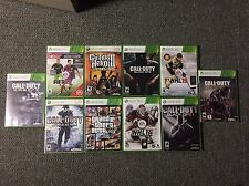Microsoft Xbox 360 250gb Console With Games, Turtle Beaches And Kinect Bundle