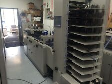 Horizon Vac 100 Collator Spf 20 Bookletmaker Trimmer Duplo Bourg Stitcher