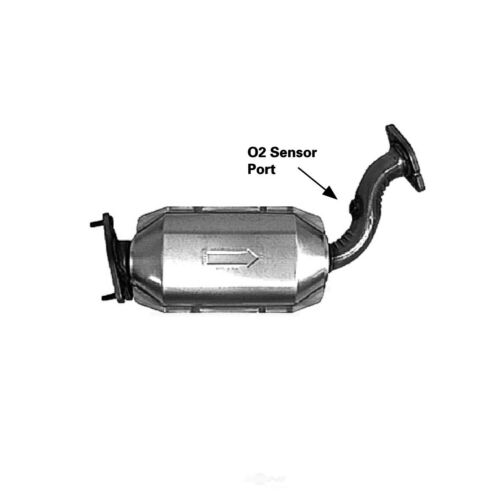 Catalytic Converter Rear CATCO 4147