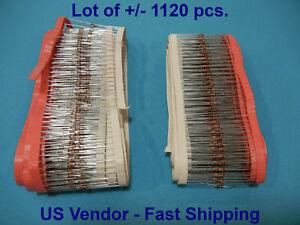 100pcs Fairchild//Rohm 1N4448 1N4448TR 100V//200mA Small Signal Diode DO-35