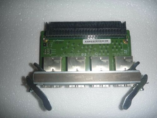 J9577A HP Procurve 3800 24G 48G 4-Port Managed Network Stacking Module