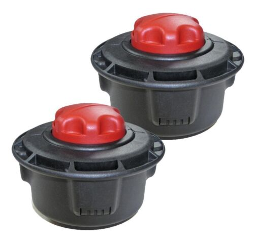 2 Pack Homelite 308923014 Trimmer Replacement Reel Easy String Head