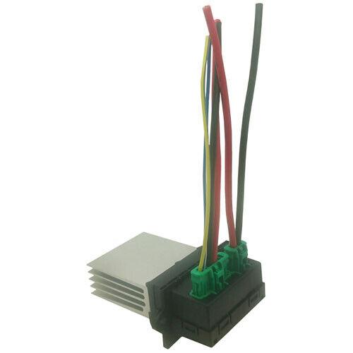 Telar de cableado se ajusta Citroen Peugeot Renault Nissan Resistencia Ventilador Soplador Calefactor