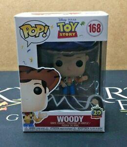 Woody-Disney-pixar-juguete-historia-20th-aniversario-Funko-Figura-de-vinilo-Pop