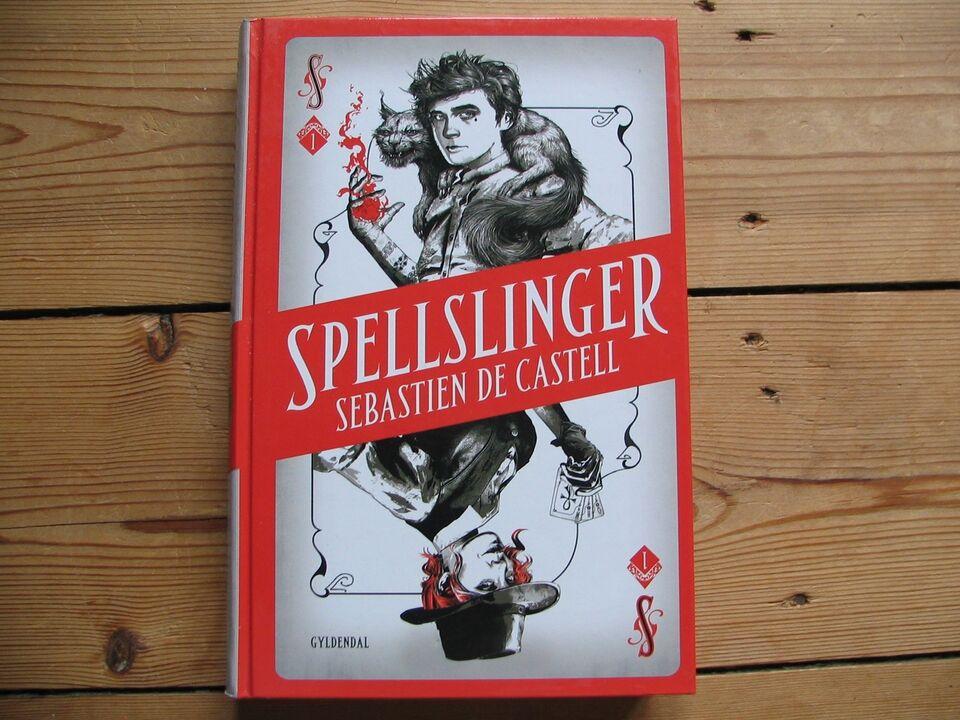 Spellslinger, Sebastian De Castell