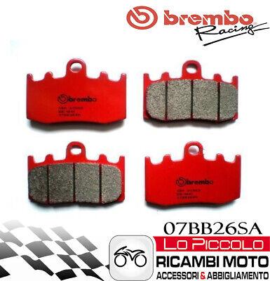 PASTIGLIE FRENO BREMBO ANTERIORI 07BB26SA+POSTERIORE 07BB28SP BMW R 1200 GS 2010
