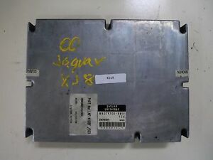 JAGUAR XK8 , XKR ENGINE CONTROL MODULE UNIT PCM