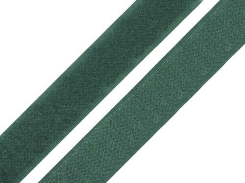 1m Kettband Harkenband Flauschband Klettbänder Klettverschluss