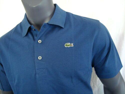 Lacoste SPORT Dark Blue 100/% Cotton NEW Polo Shirt NWOT Size XL